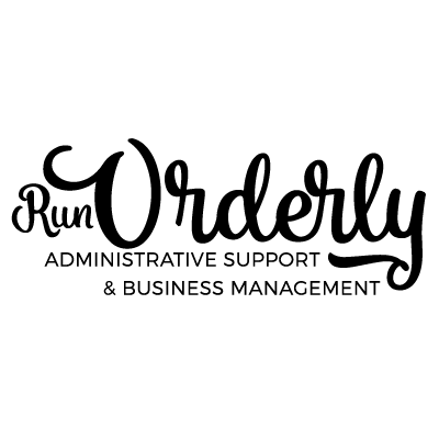 Run Orderly -- Logo Design