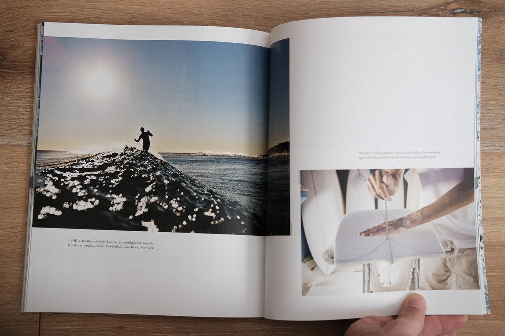 Surfer's Journal (Left)