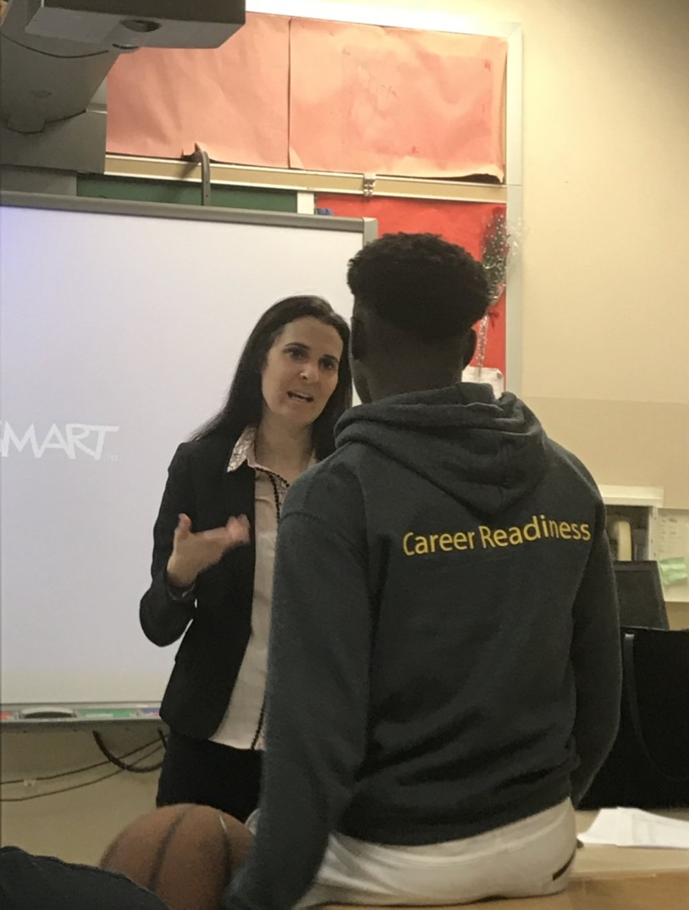 This student was exceptionally motivated, and interested to learn more about potential earnings in various careers - we suspect he will experience much success in the future!