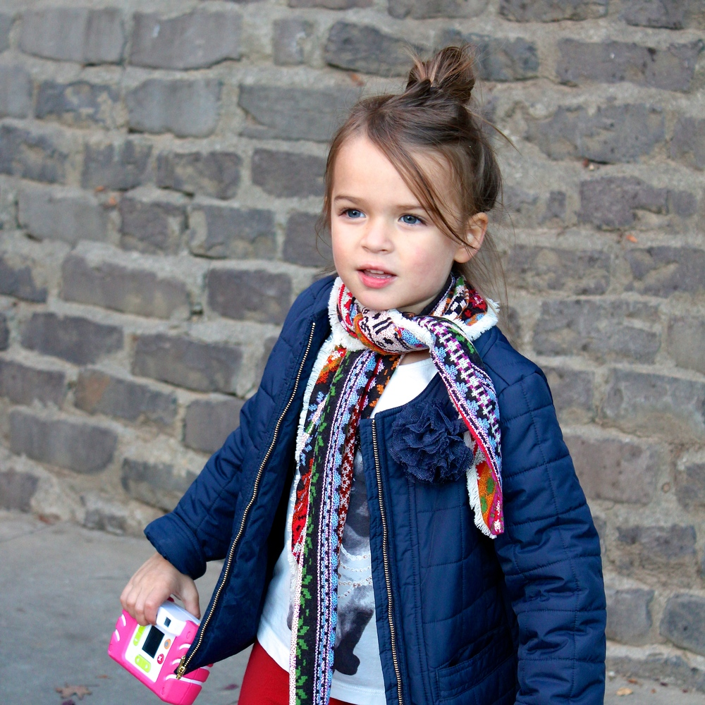 scarf by  peppercorn kids
