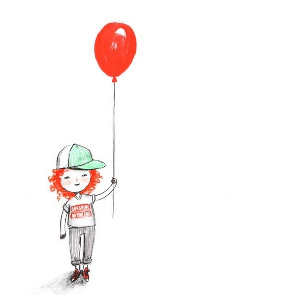 #redballoonsforryan sketch by MerMag