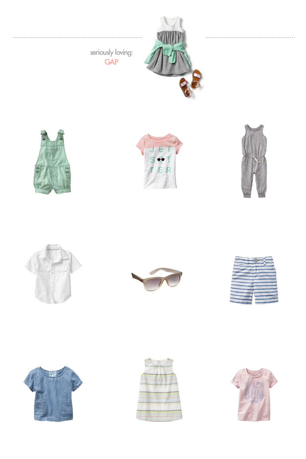 StyleSmaller | Gap Favorites