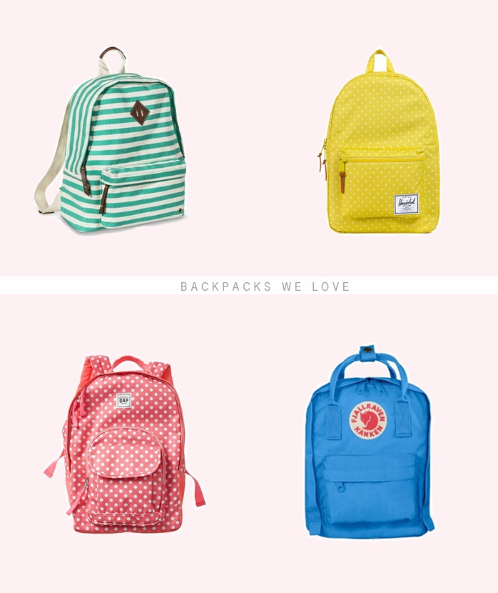 Backpacks | StyleSmaller