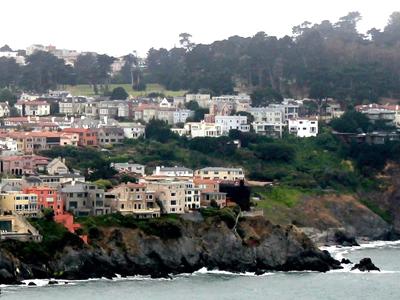 StyleSmaller Neighborhood Guide #seacliff #sanfrancisco