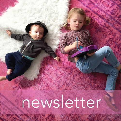 Style Smaller Newsletter Sign-up Button