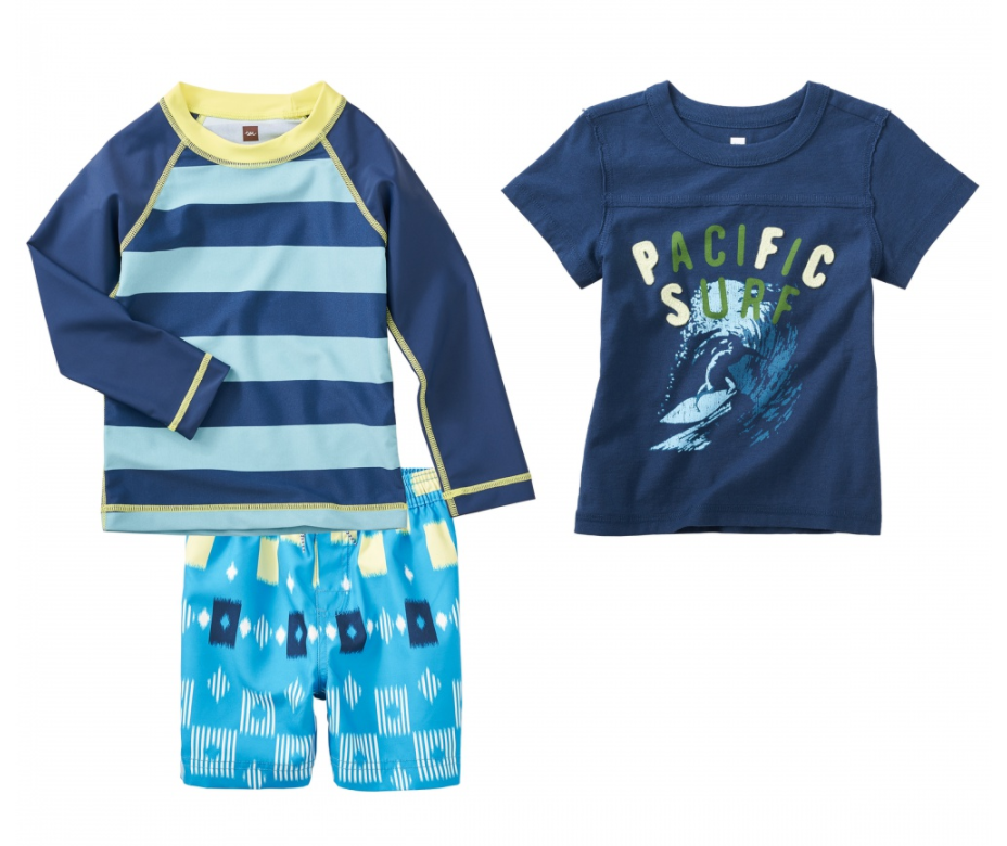 Stripes & Surf Set