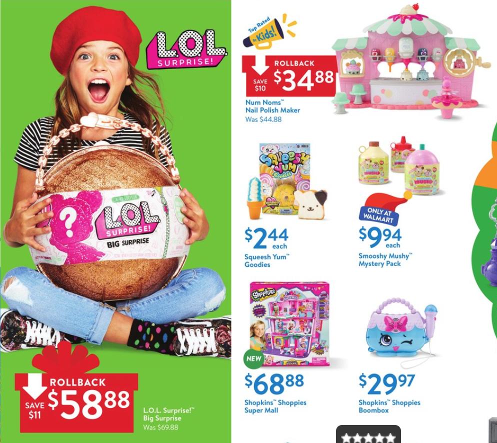 Walmart Catalog