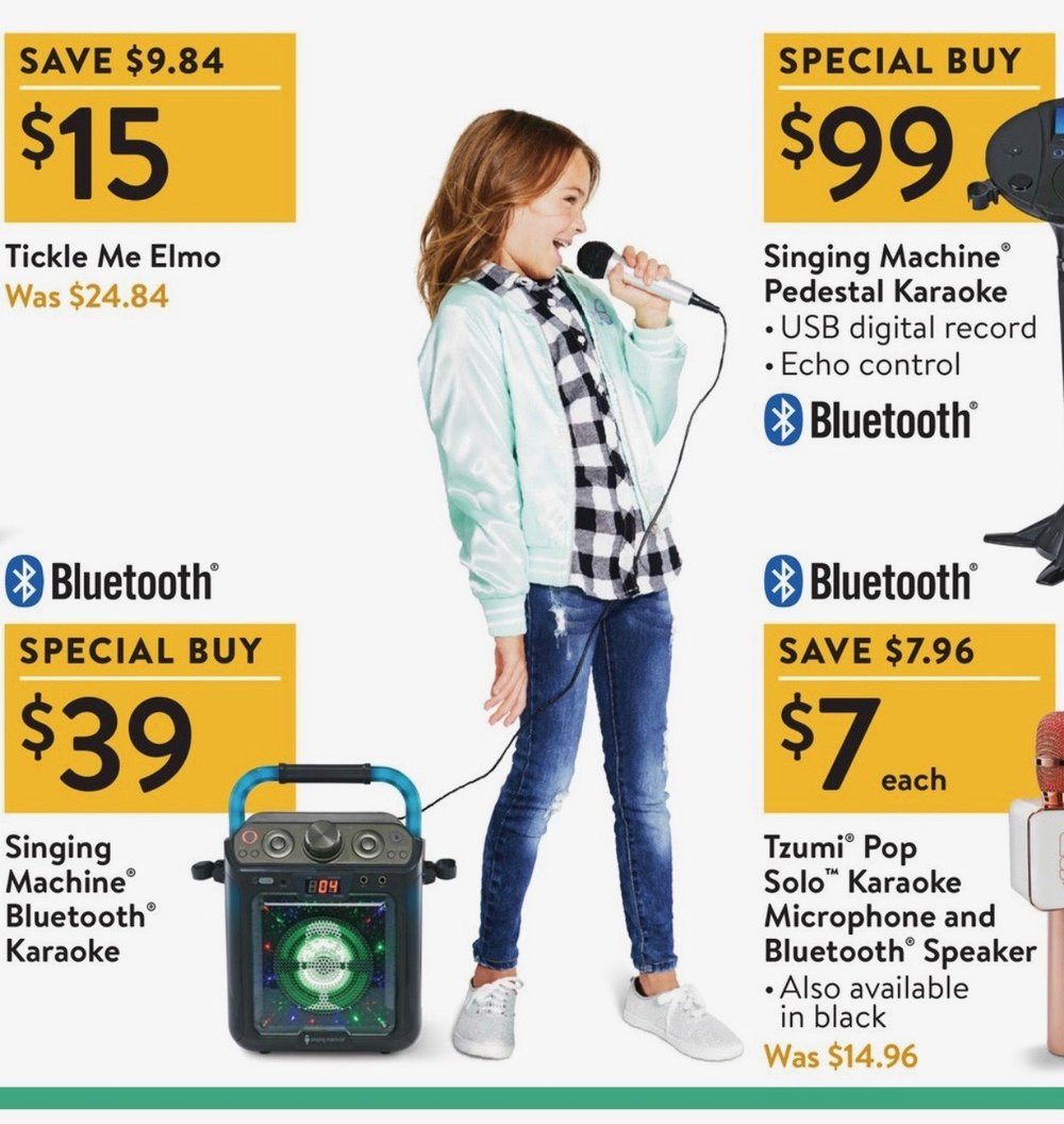 Walmart Black Friday Catalog