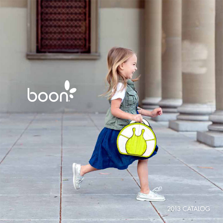 Boon Inc. Catalog Cover