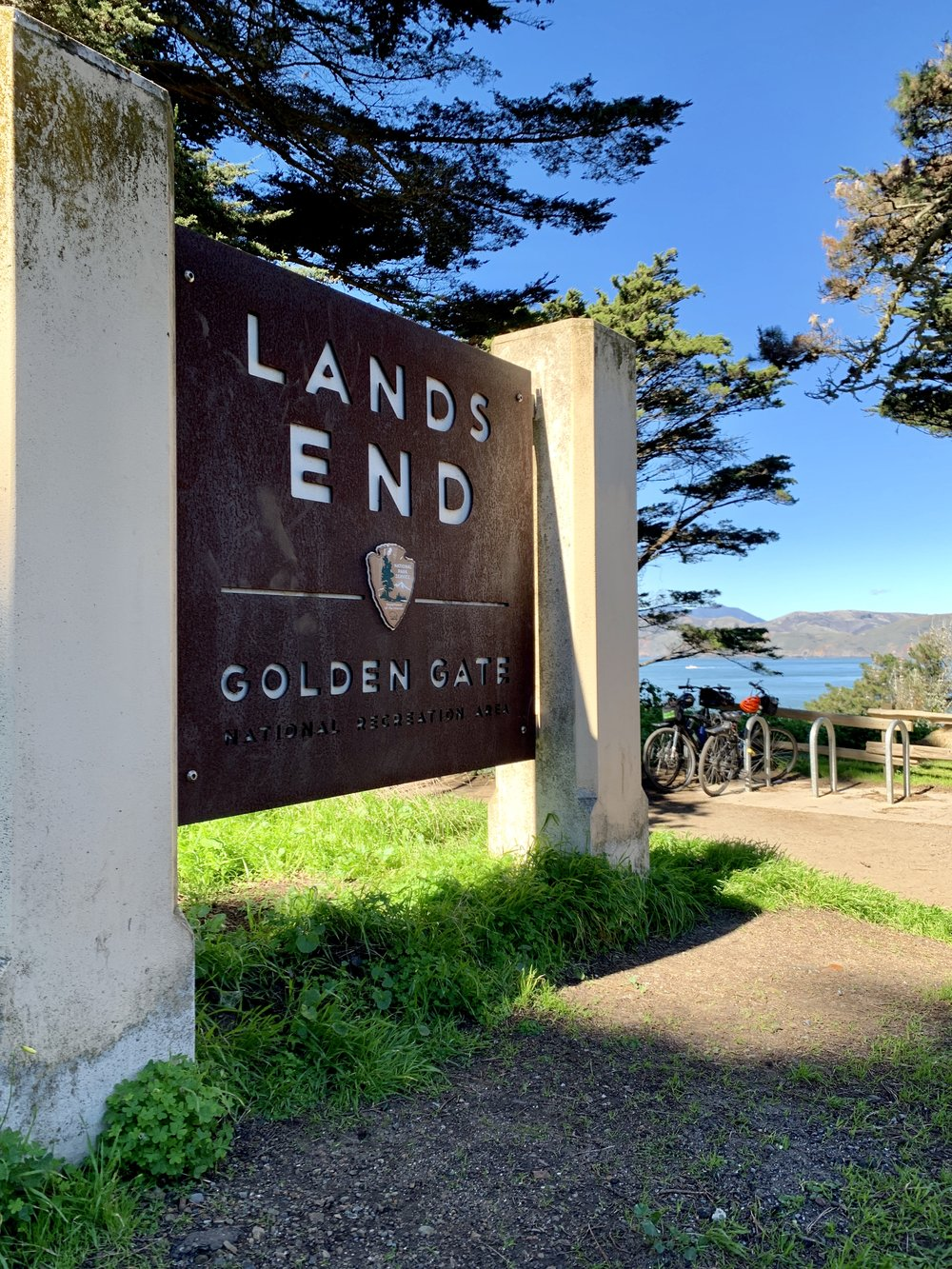LandsEnd #sanfrancisco