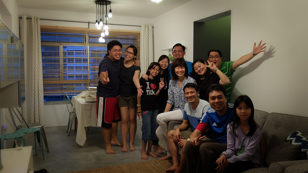 House Warming at Spectra - con't (6) 7