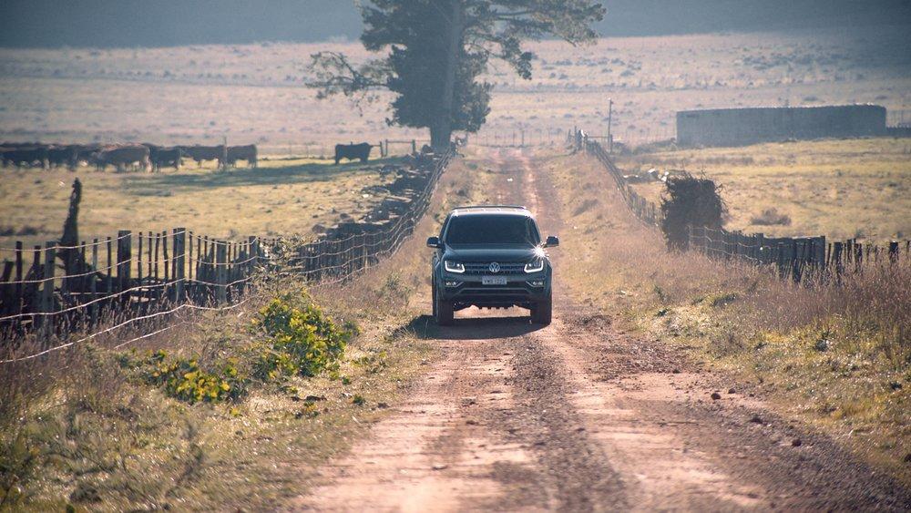 VOLKSWAGEN AMAROK | JOURNEY (ARGENTINA)