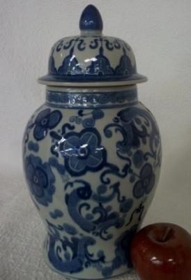 Blue White Porcelain Vase