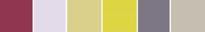 Classic Color Combination 5
