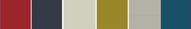 Classic Color Combination 6