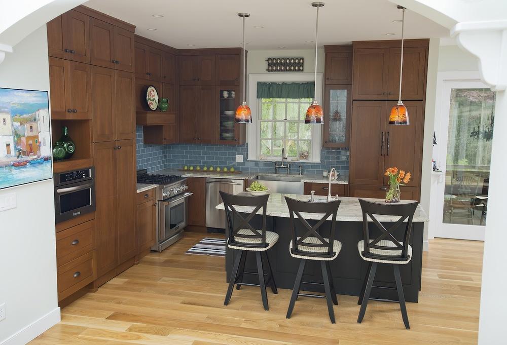 Project progress artsy beach house kitchen regan for Artsy kitchen ideas