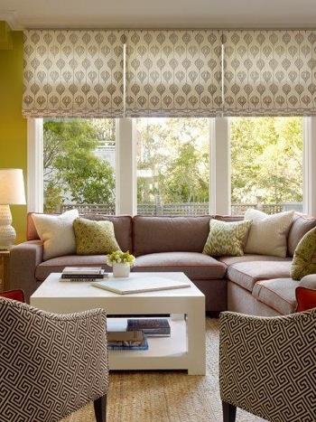 Design 101 Window Treatments Fabric Amp Details Regan