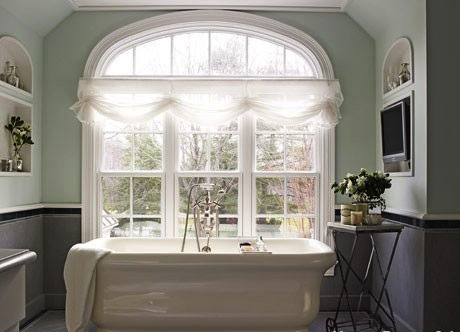 Arched Window Shade
