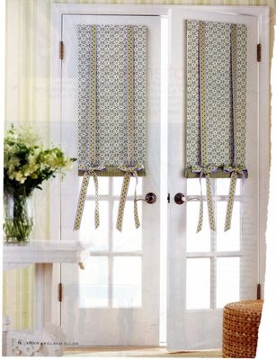 French Door Shade 2