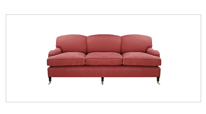 design 101 sofas size and style regan billingsley interiors rh rbhomedesign com Couch Styles Traditional Couch Styles