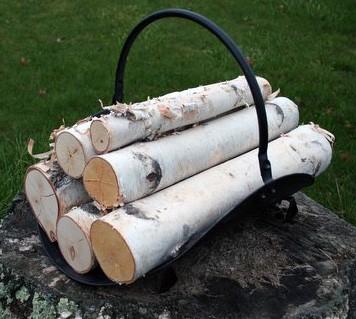 fireplace_birch_log_set
