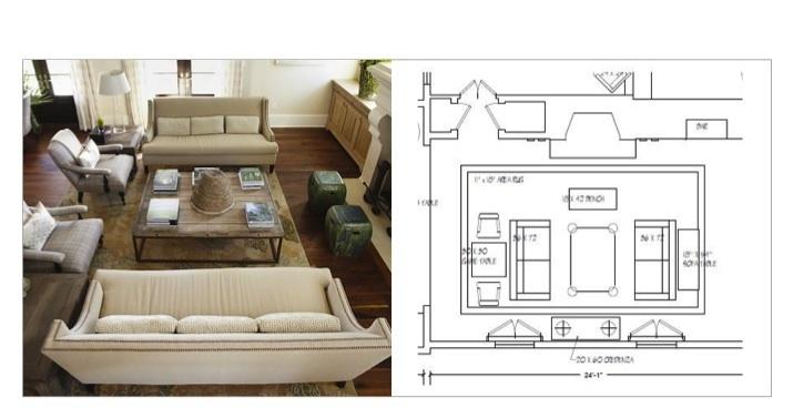 Design 101 Furniture Placement The Basics Regan Billingsley Interiors