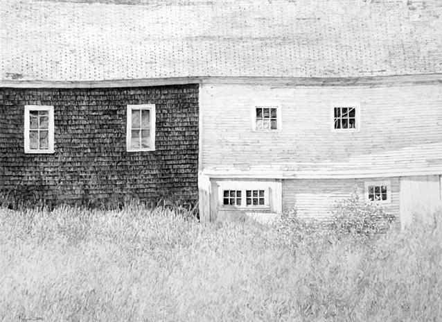 The Old Sail Loft,by Carol Rowan