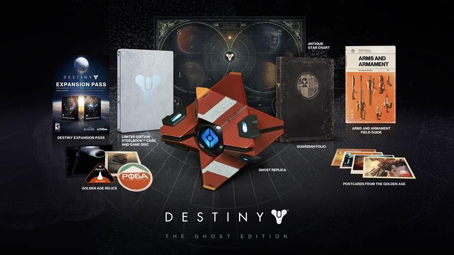 Destiny Pre Order Bonus Announced