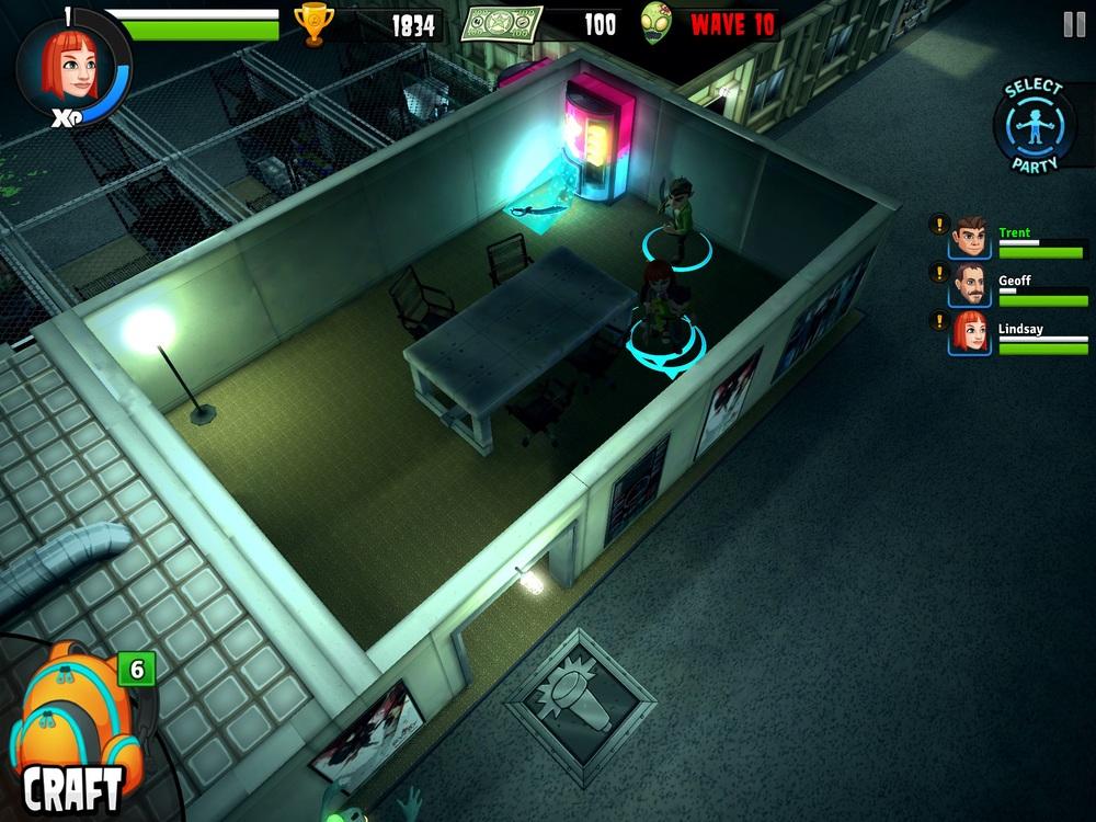 Encounter Escape Room
