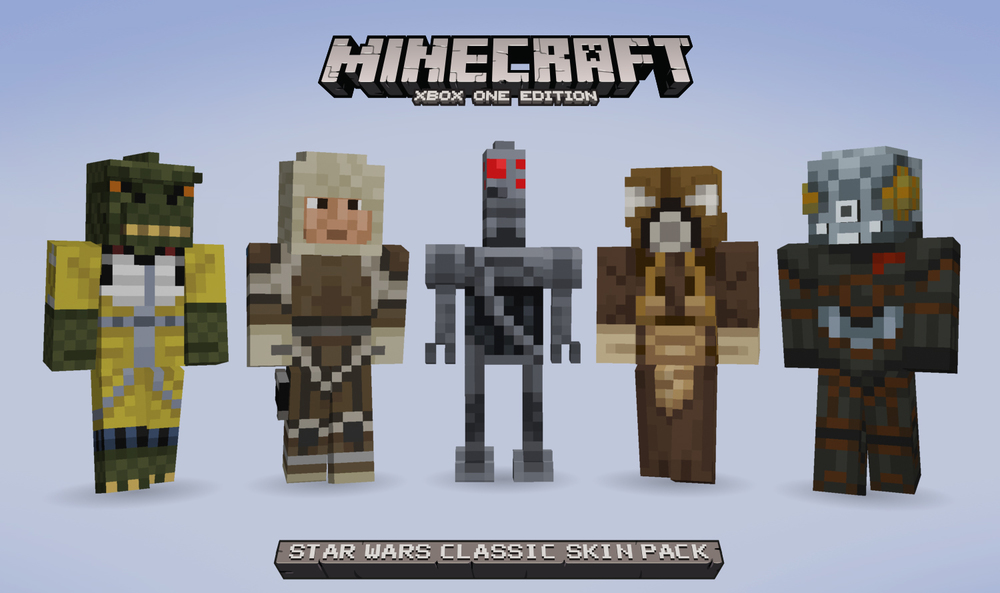 Galactic Craft With Ore Ids