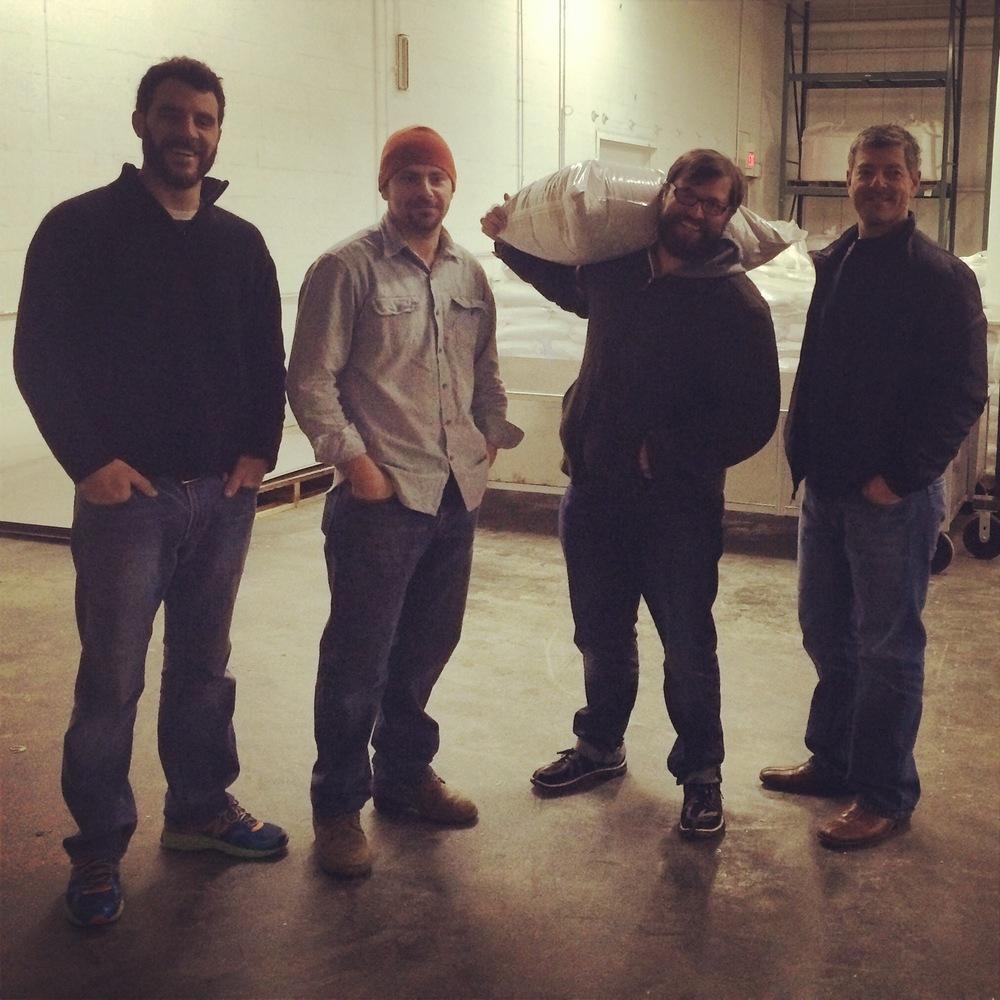 Pioneer Crew