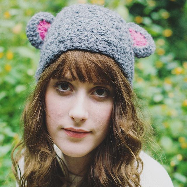🐻 Bringing this bear cub beanie with me to #thebigcrafty this weekend! Wish I had time to make more. It's hard to know when to stop when you're doing craft show prep. #crochet #crochetlove #crochetaddict #crochetgirlgang #crocheting #handmade #maker #makersgonnamake #makersmovement #makers #handcrafted #crafter #crafty #diy #yarn #lionbrandyarn #crochetboutique #crochetboutiquehats #yarnlove #fiberart #fiberarts