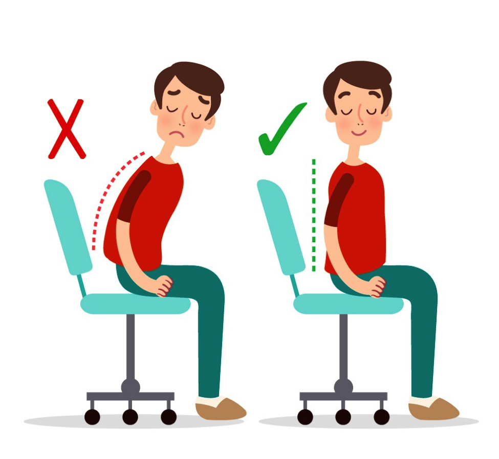 Importance of Good Posture When Sitting