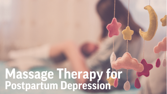 Massage Therapy for Postpartum Depression
