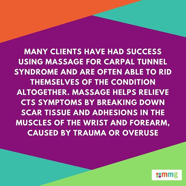 Are you suffering with CTS? Call us today to book an appointment or book online [ link in bio] . . . . . . .  #painrelief #carpaltunnel #carpaltunnelsyndrome #cts #ues #newyork #newyorkcity #medicalmassage #ouch #relief
