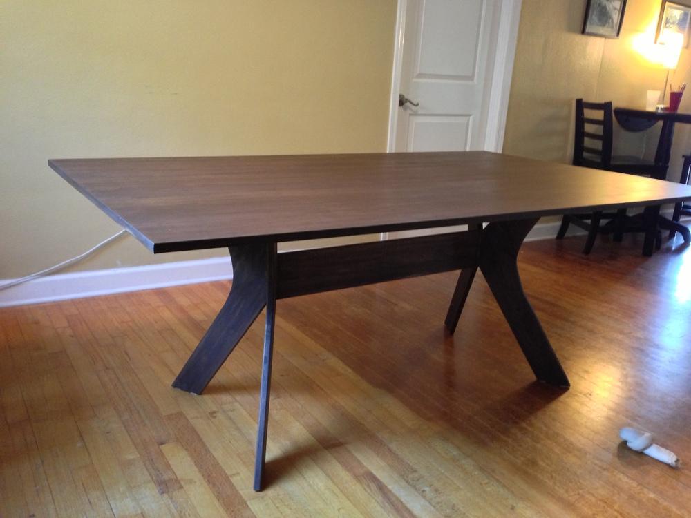 Custom Built Dining Room Table