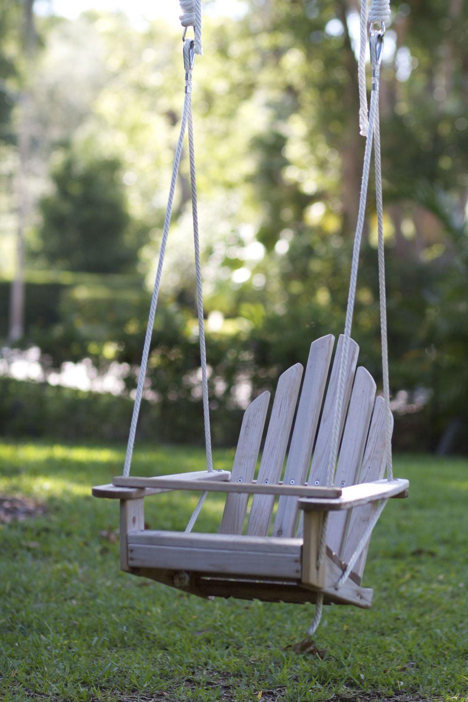 Kids Adirondack Chair Swing - Single