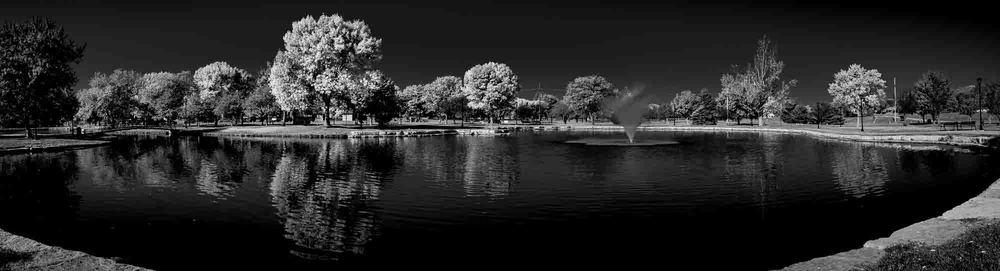 Hallek Park - Faux Infrared