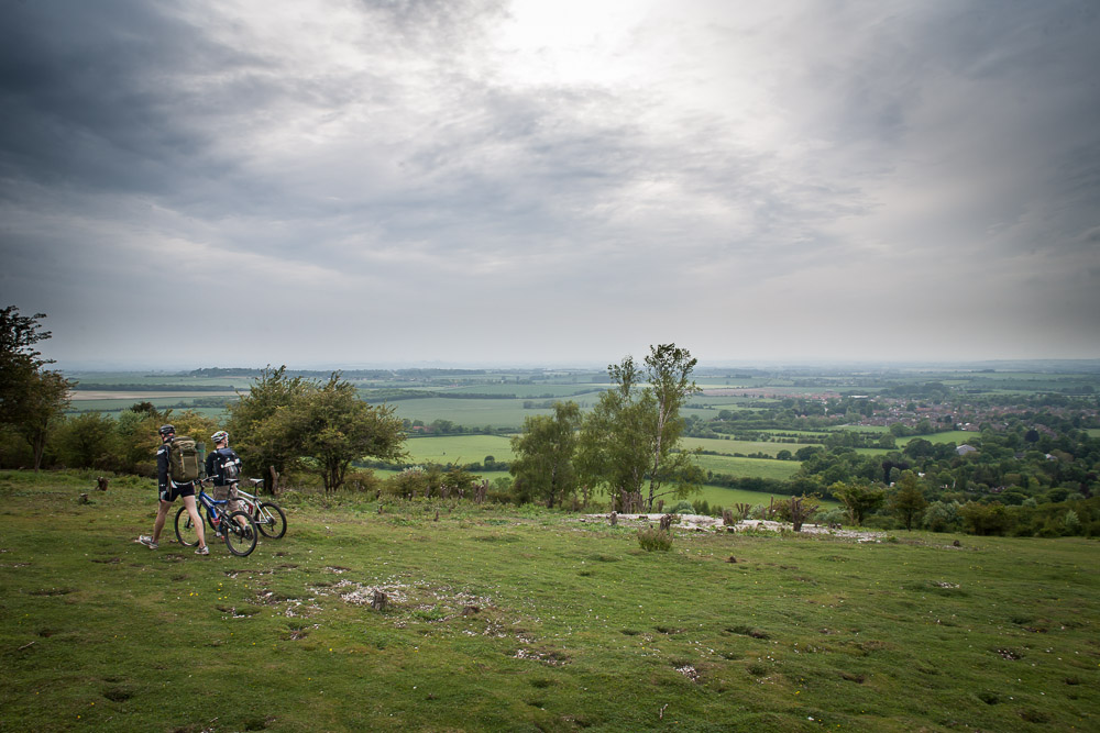 Overnight MTB trip in Oxfordshire