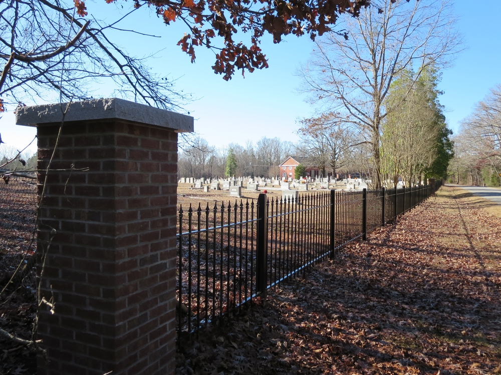 Cemetery Fence Finished 1.JPG
