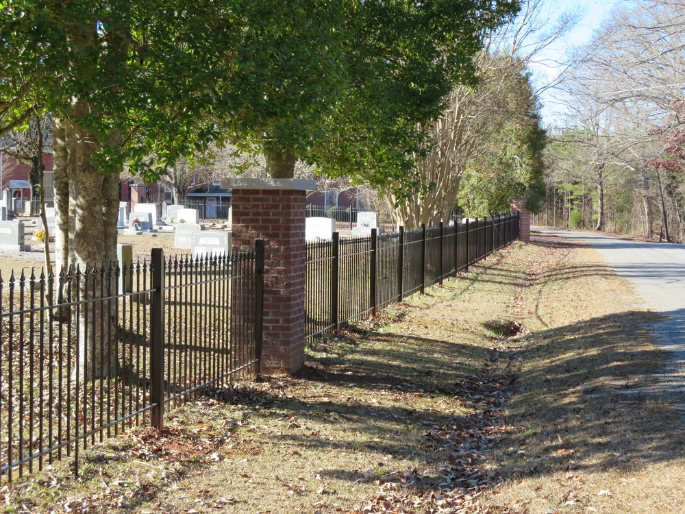 Cemetery Fence Finished 2.JPG