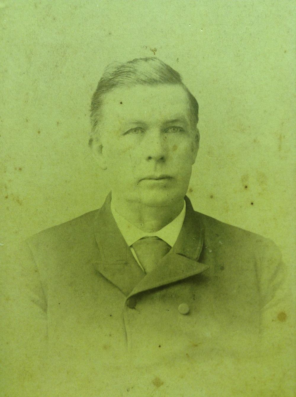Rev. William F. Pearson