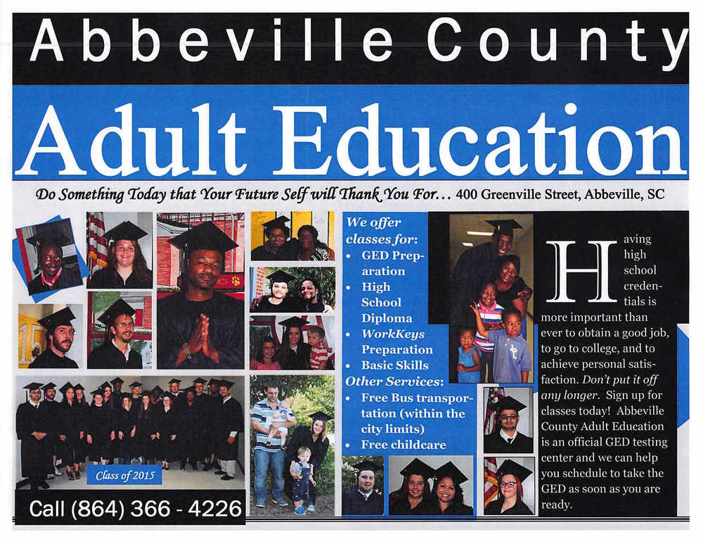 Adult Education Classes Greenville, Spartanburg, SC