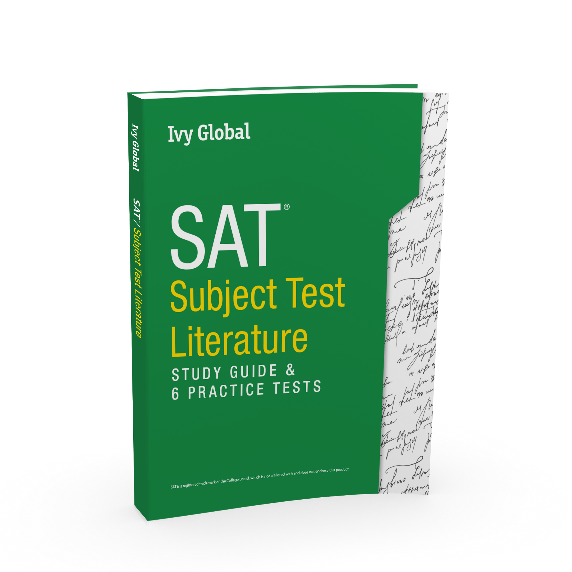 SAT Subject Test in Literature: Study Guide & 6 Practice Tests