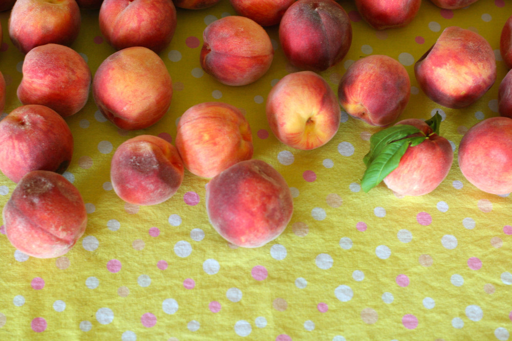 peaches on table close.jpg