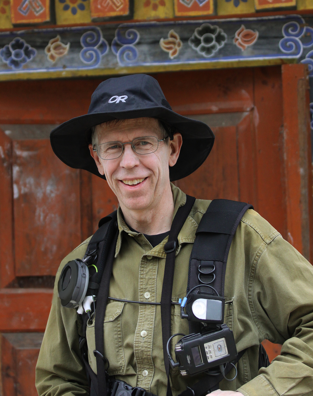 Tom Stephenson's articles and photos have appeared in Birding and Bird Watcher's Digest, at Surfbirds.com, and in the Handbook of the Birds of the World. He has guided groups across the United States and Asia. A musician, he has had several Grammy and Academy Award winners as clients, and was director of technology at Roland Corporation.
