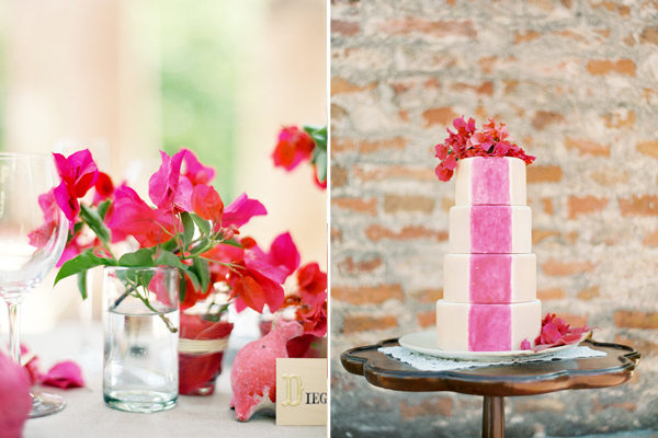 jose-villa-mexico-workshop-pink-stripe-cake-bouganvillas.jpg