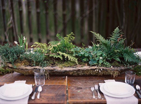 long-hypertufta-moss-cement-organic-centerpiece-DIY-ferns-maidenhair-lily-of-the-valley-thyme-farm-table.jpg
