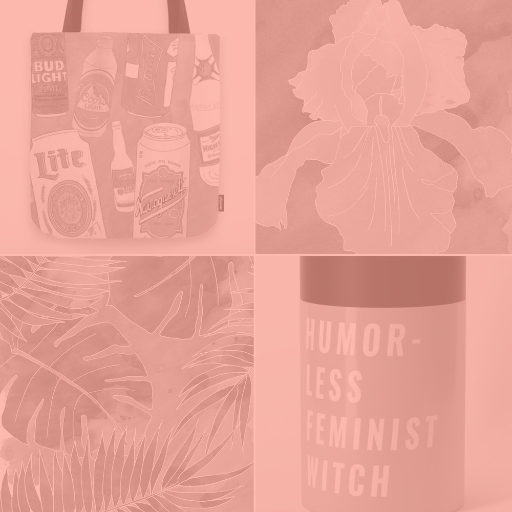 SOCIETY6 - Made-to-order posters, totes, homewares