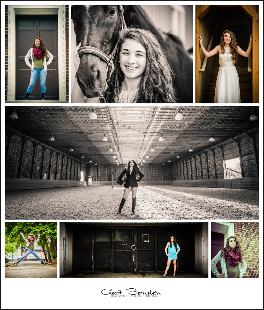 2014 Severna Park High School senior portraits